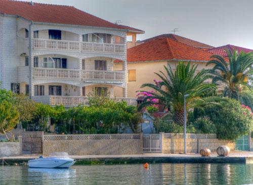Ferienwohnung Kroatien Trogir: So heißt die neue Website, die die Urlaubsregion Mittel-Dalmatien in Kroatien vorstellen soll. Foto: Michael Dunker
