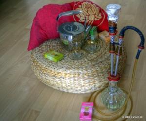 shisha rauchen trend