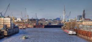 Radtour: ein Hamburg-Panorama der anderen Art.