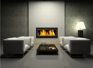 Offenes Feuer in der Wohnung - ein Traum! Foto: Dmitry Koksharov - Fotolia.com