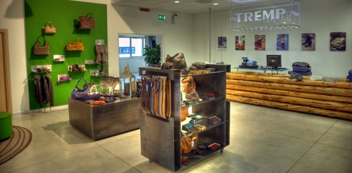 Tremp Schuhe Outlet: der Factory Outlet Store in San Miniato, Toskana.